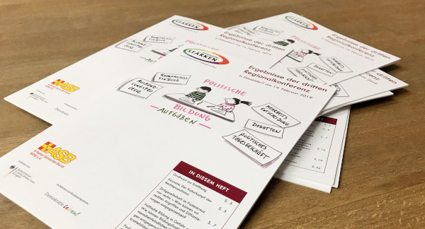 LSVD-Broschüre Miteinander stärken – Rechtspopulismus entgegenwirken