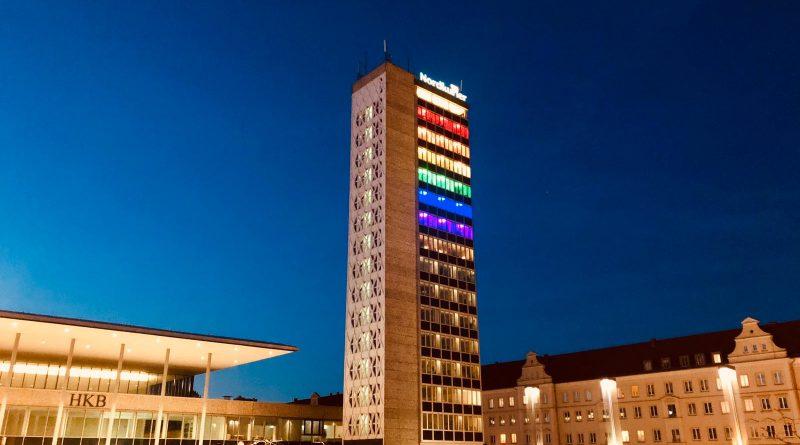 Lichter für Menschlichkeit am 17. Mai 2020